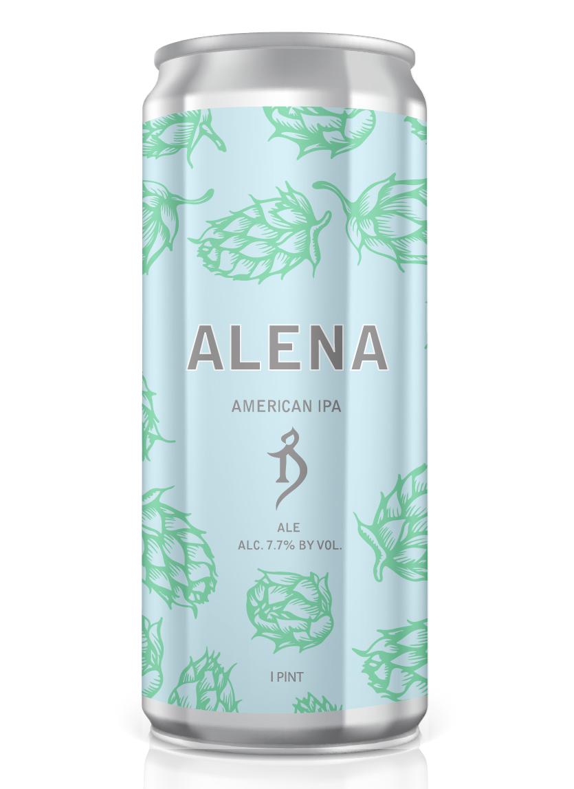 Alena can