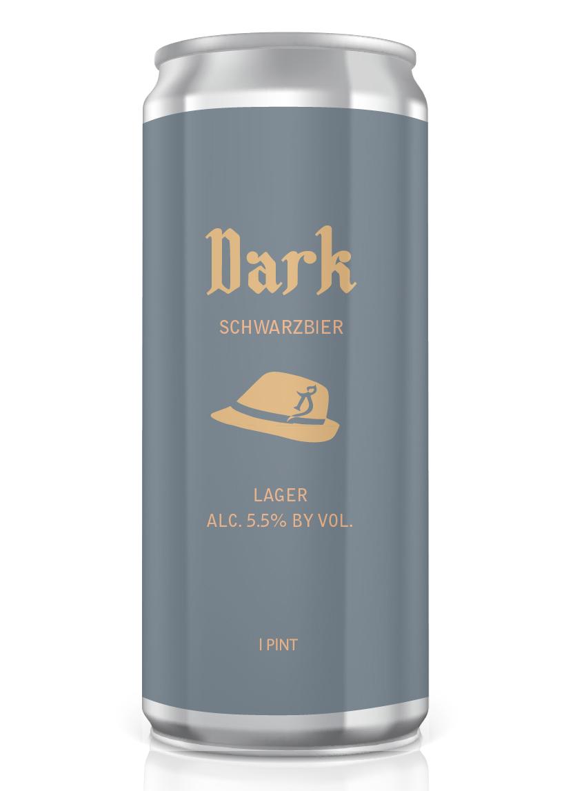 Dark can