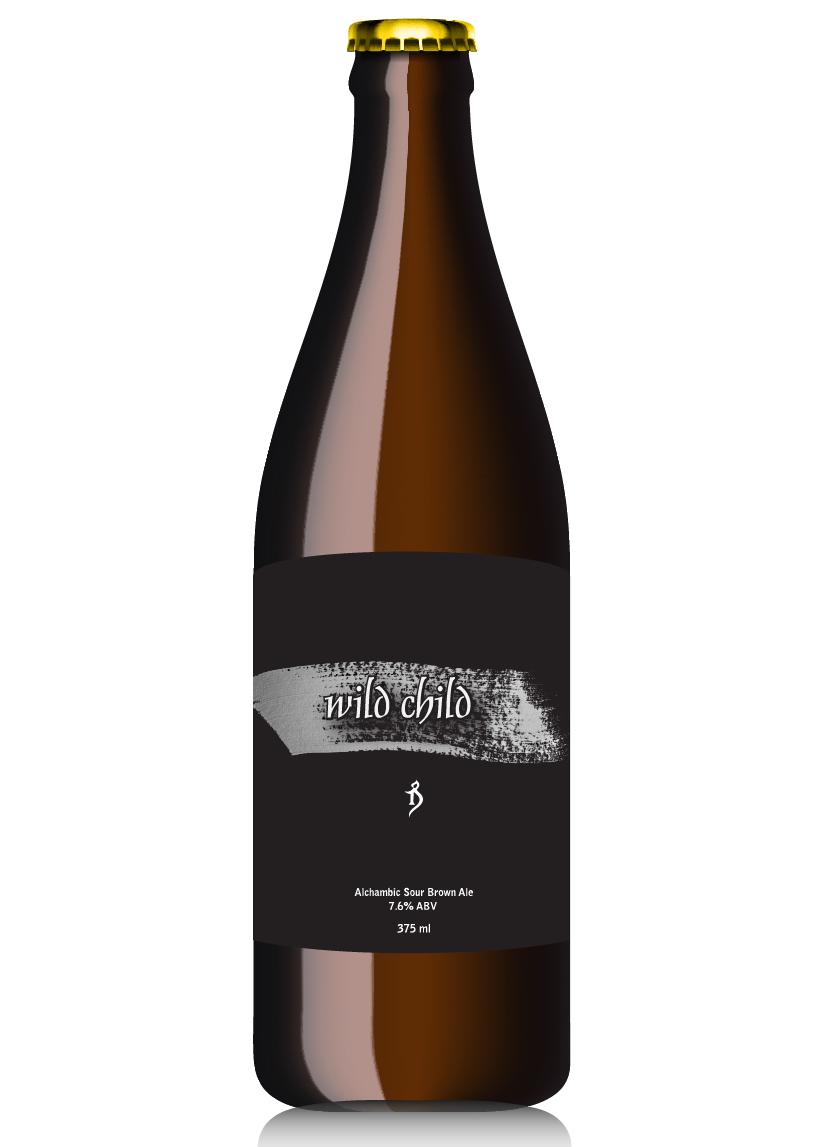 Wild Child 750 bottle